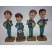Bobbing Beatles dolls