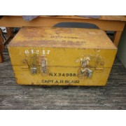 WWII trunk